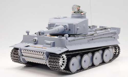German Tiger 1 16 Rc Battle Tank