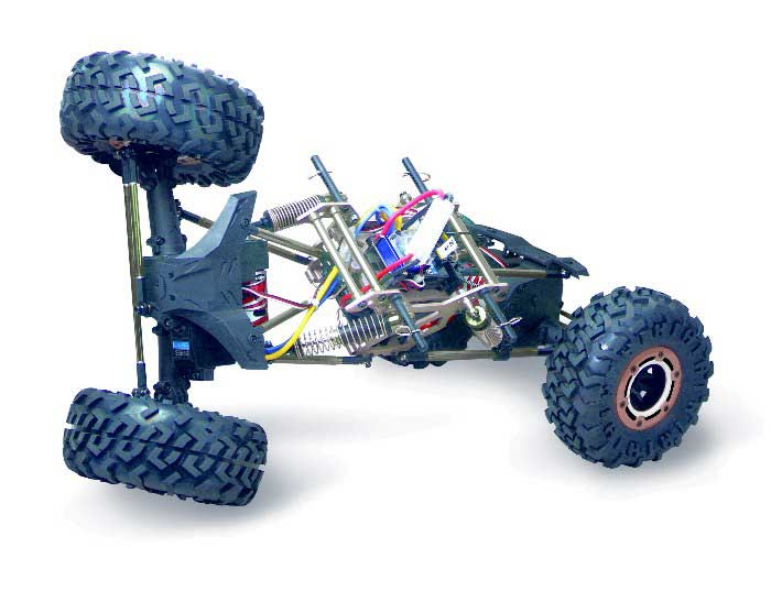 Redcat Racing Rockslide Rs10 Crawler 1 10 Scale Electric Rc Truck