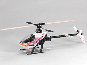 Kyosho Caliber 400xp Electric Rc Helicopter Kit Remote Control