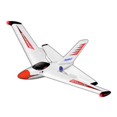 Megatech 2Ch Radio Control Electric Interceptor Aerobatic Jet RTF Red